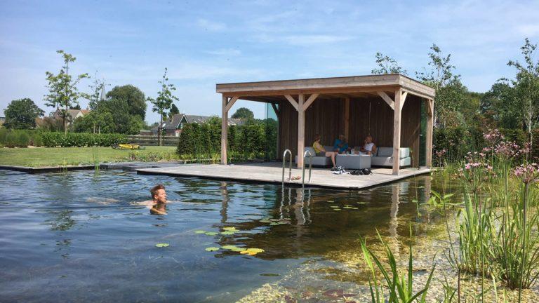 Natuurlijke Zwemvijver Andijk