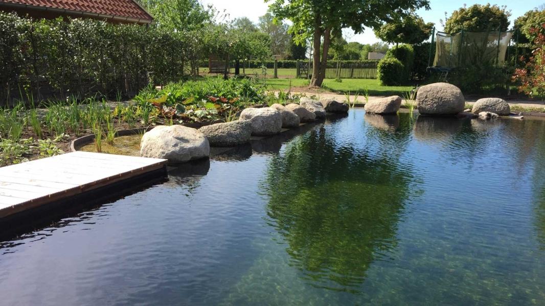 Natuurzwembad Oene