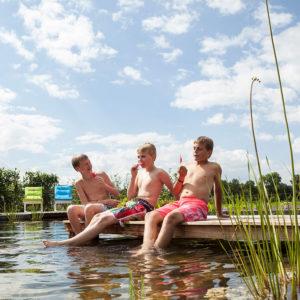Waarom mijn zwemvijver aanleggen met Gardenswimm