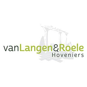 Gardenswimm van Langen en Roele logo